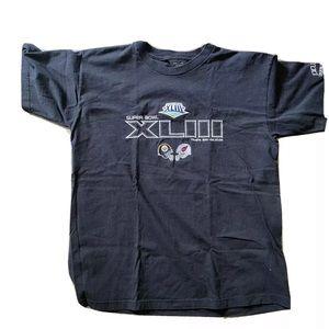 Arizona Vs. Steelers Shirt Super Bowl Stadium